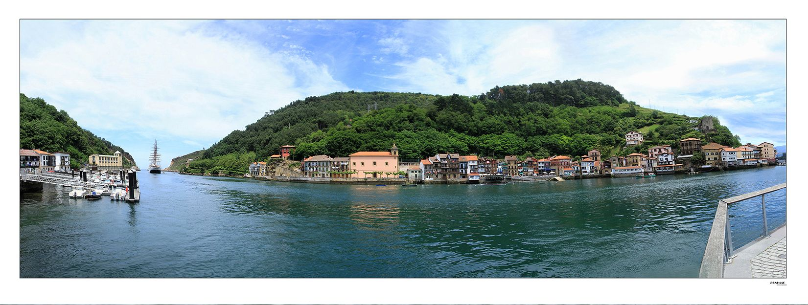 foto panoramica san juan velero